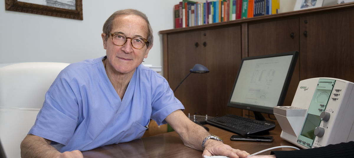 Dr. H. Rainer, specialista in gastroenterologia